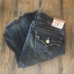 True Religion Bootcut/Flare Jeans